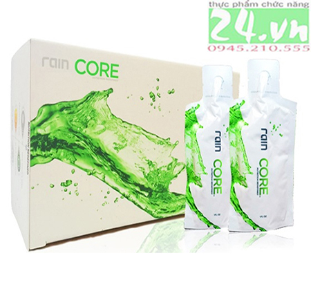 RAIN CORE- Thanh lọc và giải độc cơ thể chính hãng giá rẻ
