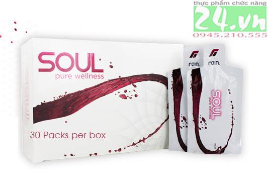 Rain Soul - Thực phẩm Dinh dưỡng toàn phần chính hãng giá rẻ