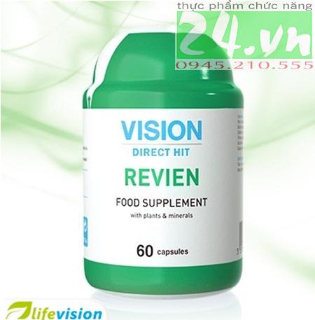 Thực phẩm chức năng  REVIEN của VISION chính hãng giá rẻ