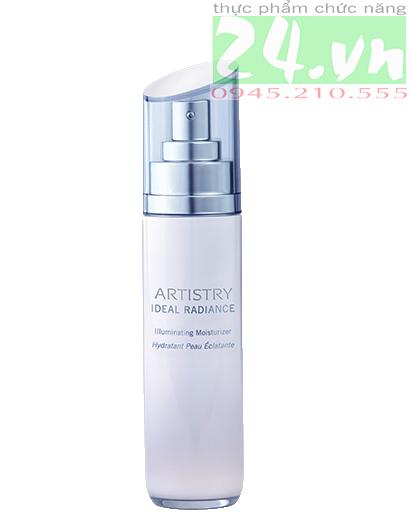 Sữa dưỡng ẩm trắng sáng da tự nhiên ARTISTRY Ideal Radiance amway (100g ), Sữa dưỡng ẩm trắng sáng d