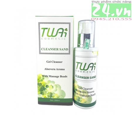 Sữa rửa mặt kiểm soát nhờn và trị mụn Cleanser Sand của TWAI