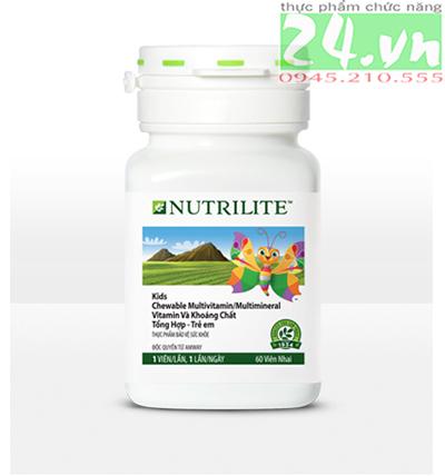 Thực Phẩm Bổ Sung Vitamin Và Khoáng Chất Tổng Hợp Amway Nutrilite (60 viên)