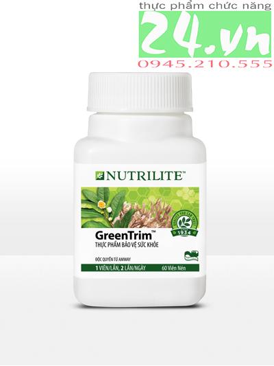 Thực phẩm bảo vệ sức khỏe NUTRILITE GreenTrim Amway