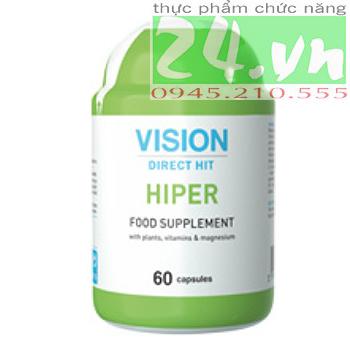 Thực phẩm chức năng  HIPER của  VISION chính hãng giá rẻ