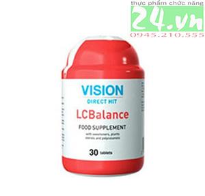 LCBanlance vủa VISION giúp tim mạch luôn luôn khỏe mạnh