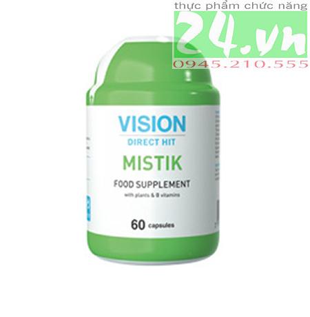 Thực phẩm chức năng  MISTIK của VISION chính hãng giá rẻ