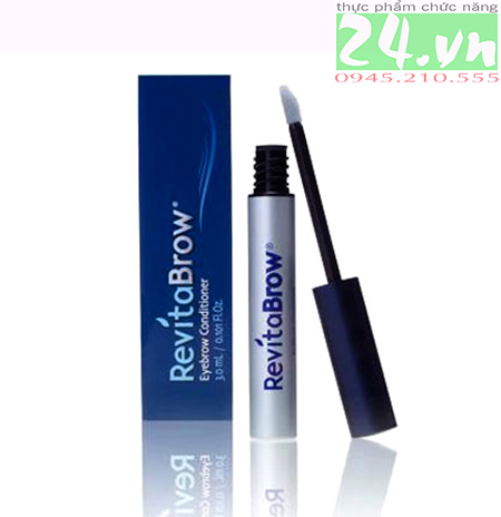 RevitaBrow EyeBrow - Thuốc kích thích mọc lông mày của Mỹ chính hãng giá rẻ mua ở đâu