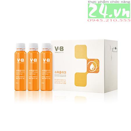 Nước Uống VB Collagen Hàn Quốc Chính hãng giá rẻ