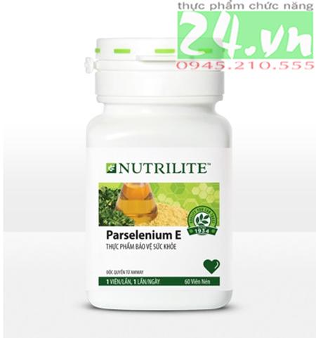 Thực Phẩm Bổ Sung Vitamin E Nutrilite Amway, vitamin e amway giá rẻ