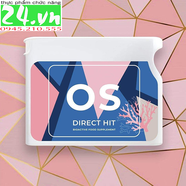 OS Direct HIT - Osteosanum Vision mẫu mới